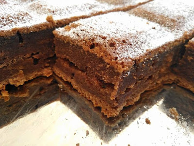 Brownie de chocolate simples