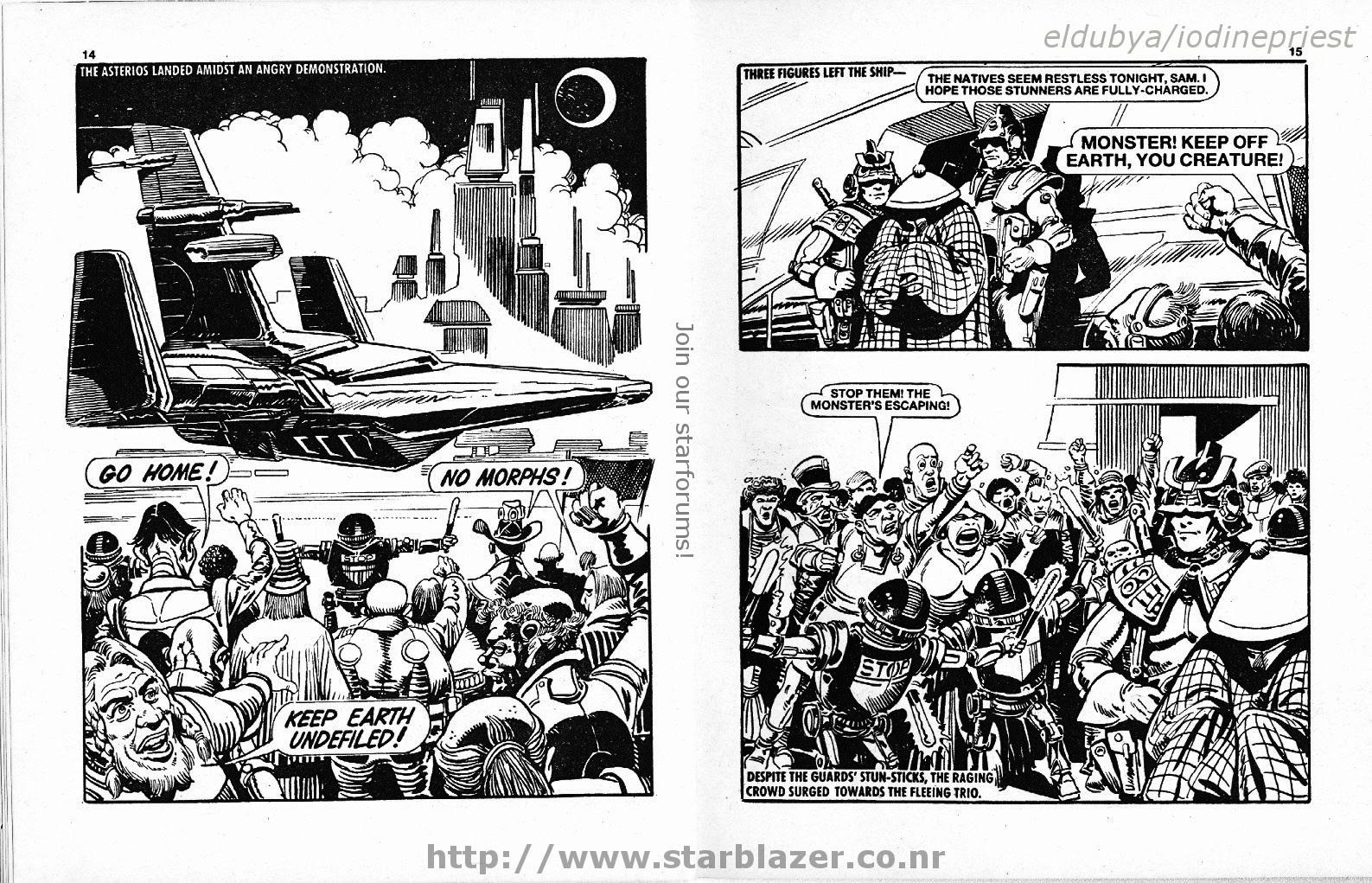 Starblazer issue 172 - Page 9