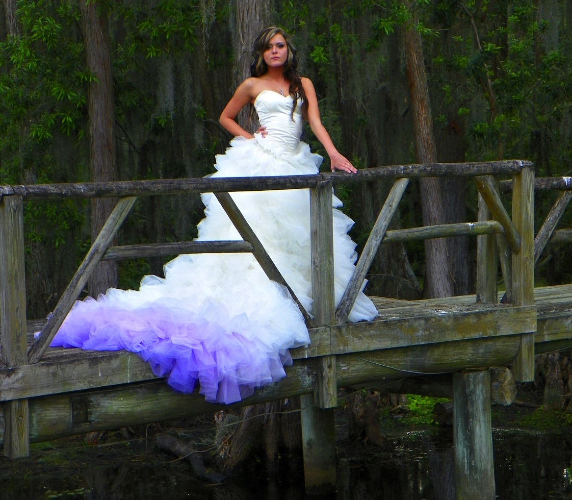 Ombre Wedding Gown: Live, Laugh, Love, SHOP!!!: Wedding Trend- Ombre