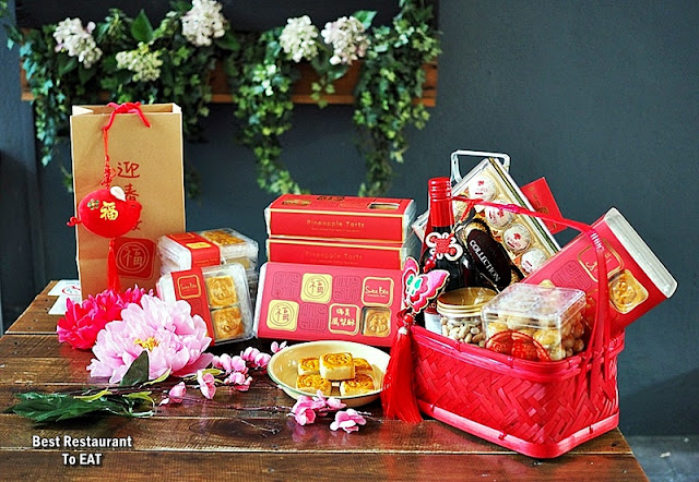 SWEE BEE BY BAKER DAVE Chinese New Year Hampers