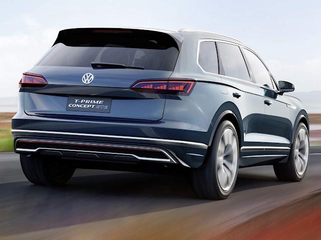 VW Touareg 2017