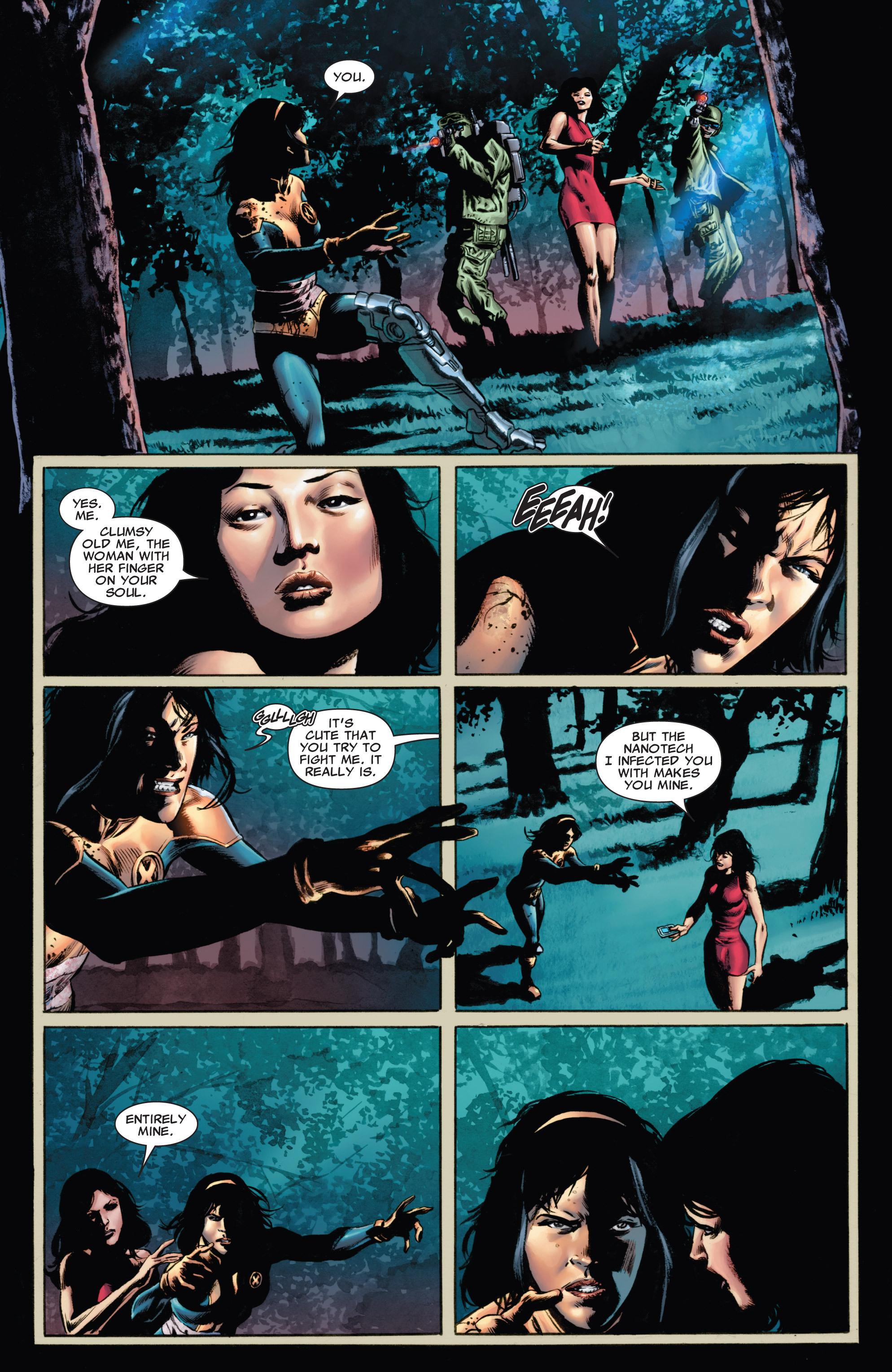 Read online Astonishing X-Men (2004) comic -  Issue #52 - 18