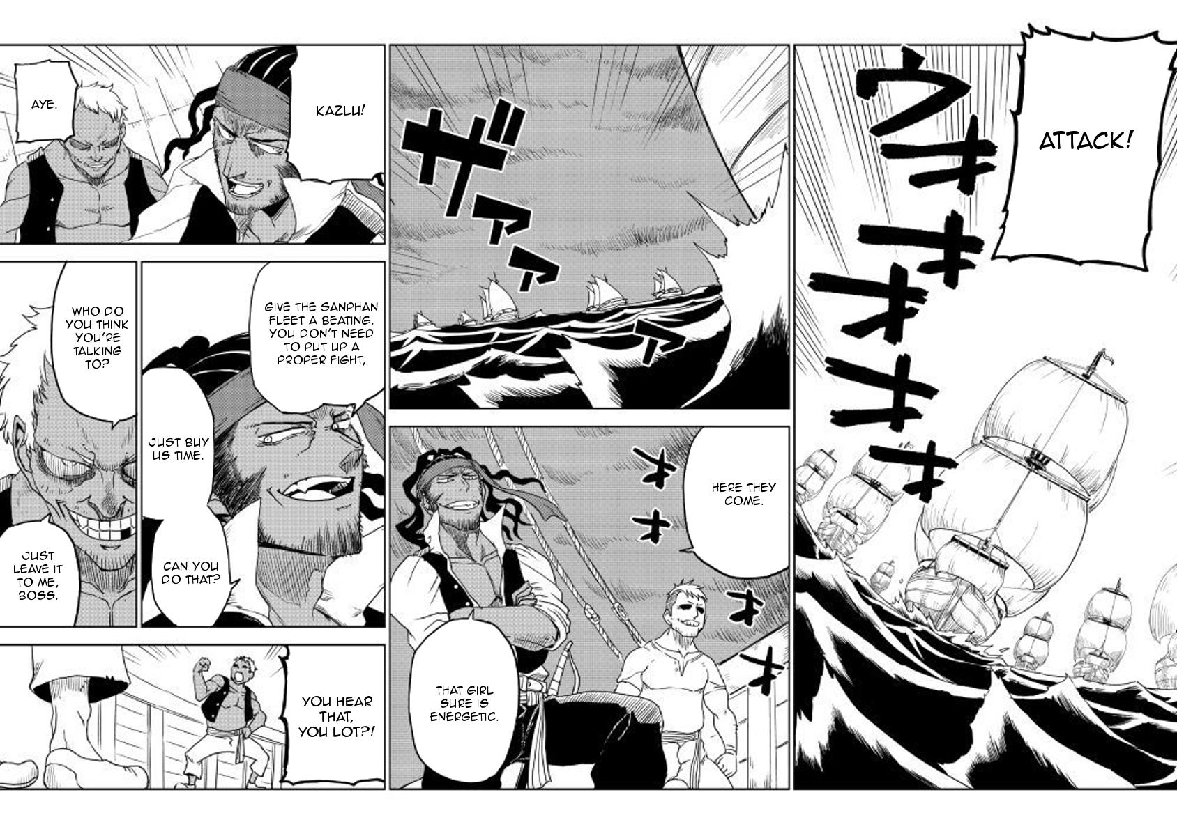 Isekai Tensei Soudouki Chapter 36 page 7 - MangaBat.com