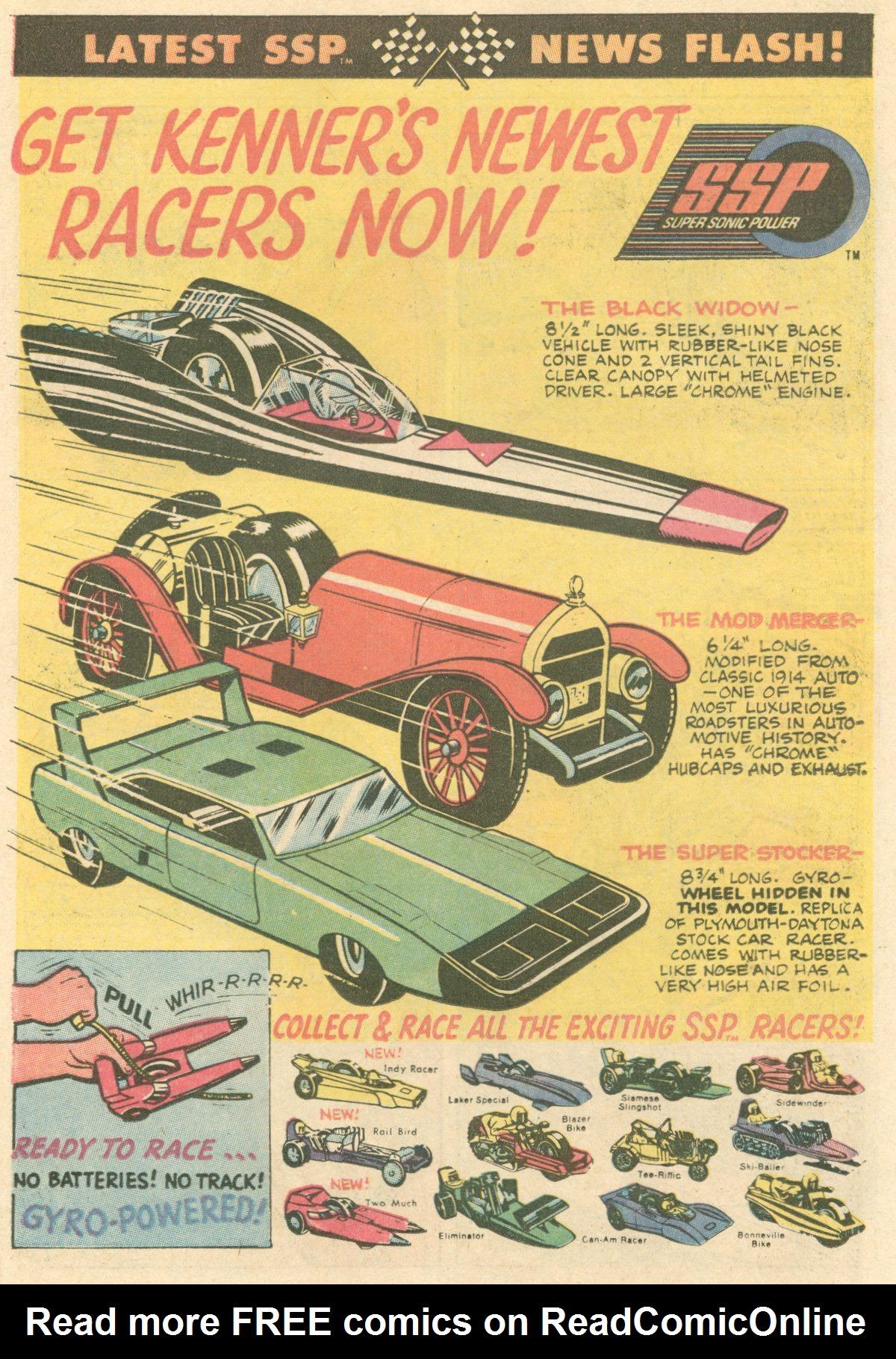 Read online World's Finest Comics comic -  Issue #205 - 33