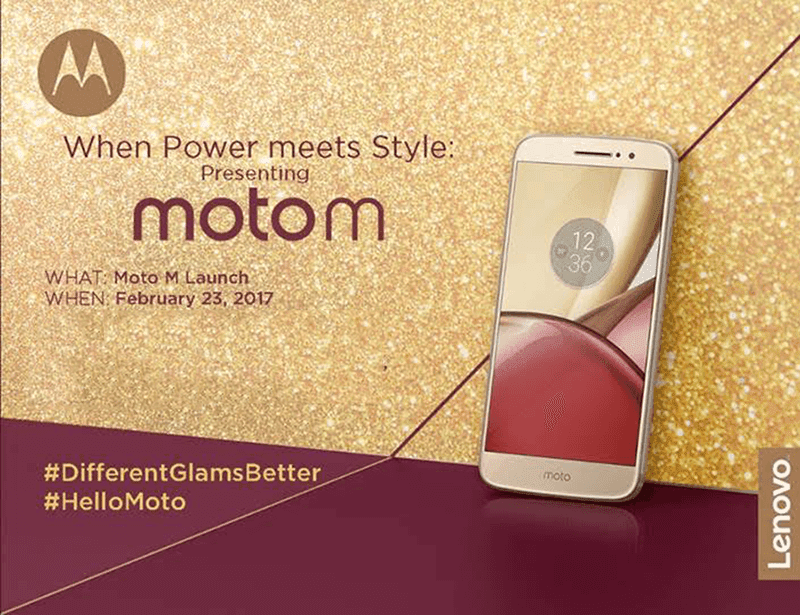 Moto M in PH soon!