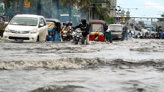 Pengertian Banjir Dan Penyebab Terjadinya Banjir