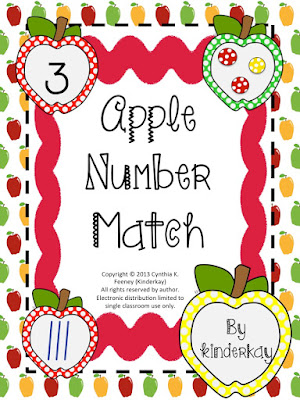 https://www.teacherspayteachers.com/Product/Apple-Counting-and-Number-Match-750753