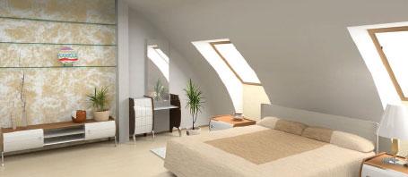 meuble pour piece mansardee - meuble chambre mansarde cheap chambre fille mansardee sur idees de decoration interieure et