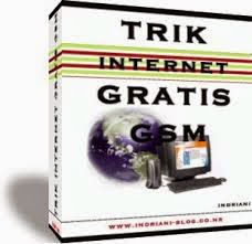 Salah satu trik dan tips terbaru yang kali ini aku posting ialah mengenai Internet Internet Gratis GSM