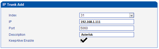 How to configure Dinstar GSM gateway with asterisk Vicidial