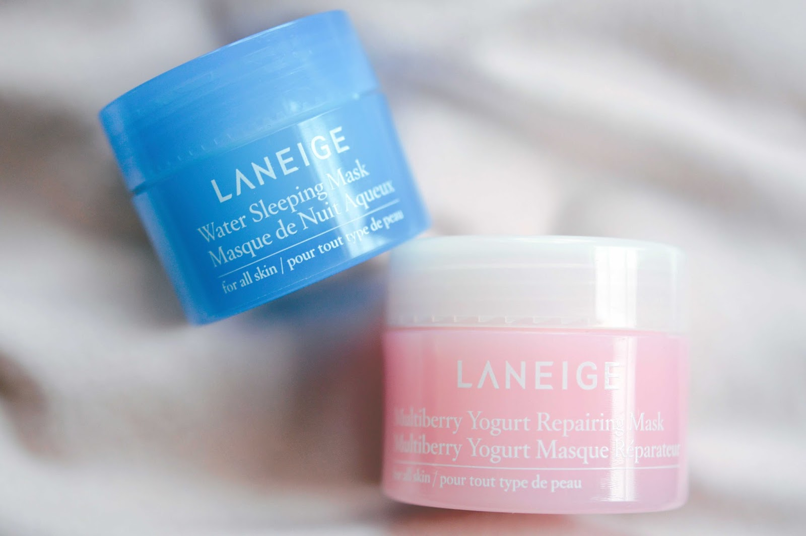Laneige Good Night Kit Review