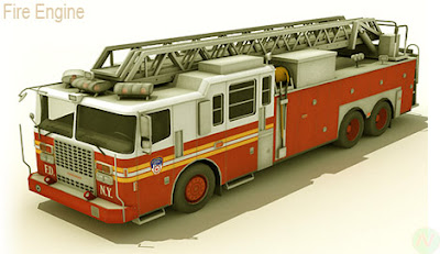 Fire engine, fire truck, দমকল