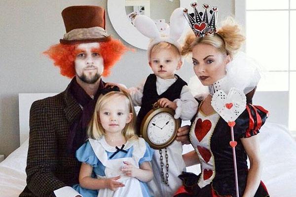 foto keluarga make up khusus
