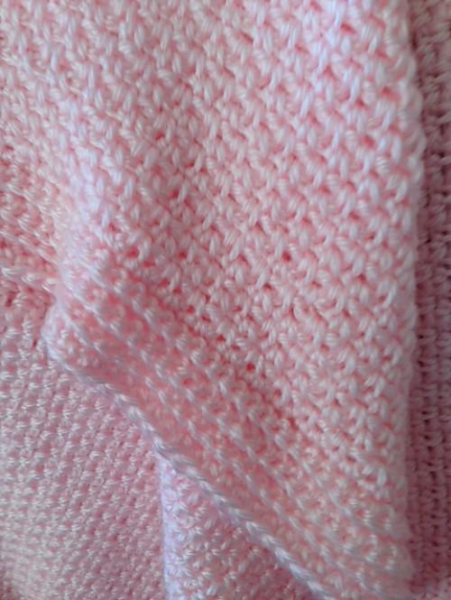 Fast, Free, Easy Crochet Baby Blanket Pattern