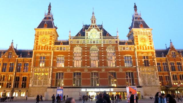 Weekend Trip to Amsterdam