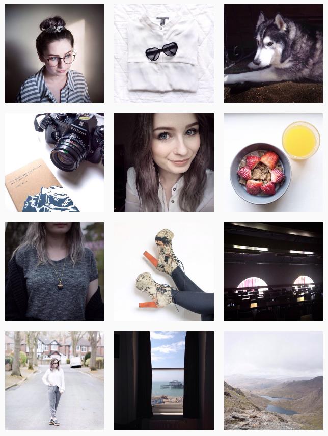 My Favourite Instagram Accounts hollysparkle