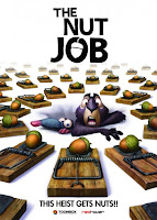 The Nut Job 2014 720p Hindi BRRip Dual Audio Full Movie Download