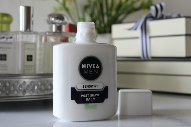 Nivea Men Sensitive Post Shave Balm Primer