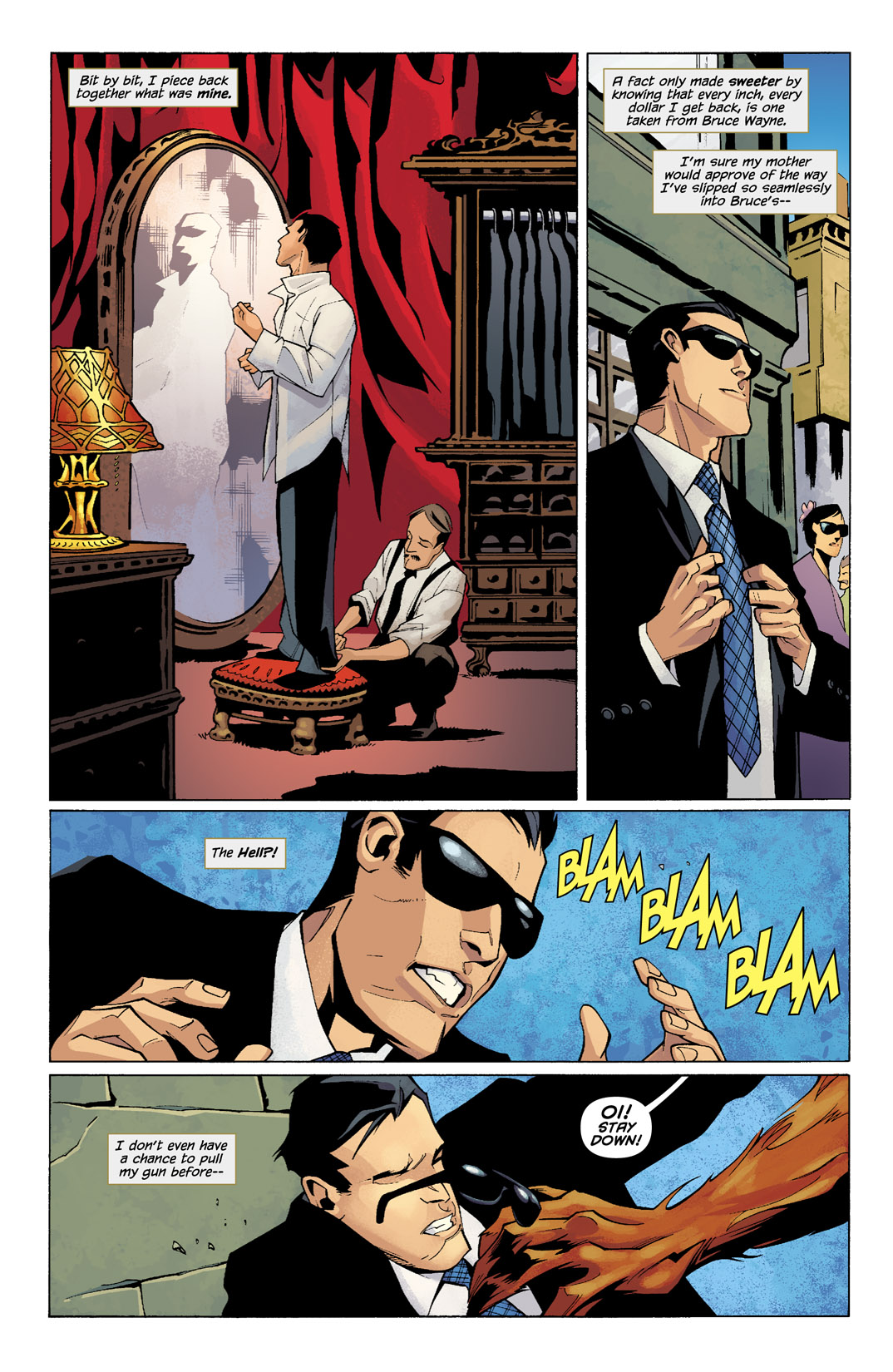 Detective Comics (1937) 852 Page 15