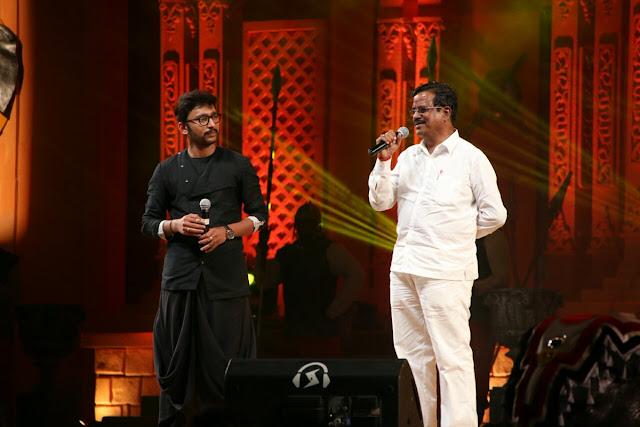 Baahubali 2 tamil audio launch photos