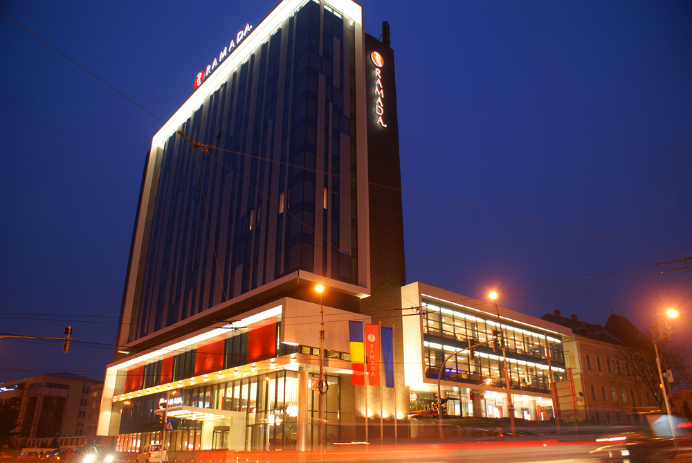 Romania Live: Hotel Ramada Sibiu