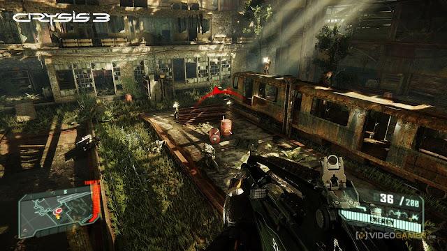Crysis 3 - Siêu Phẩm Chiến Tranh FPS