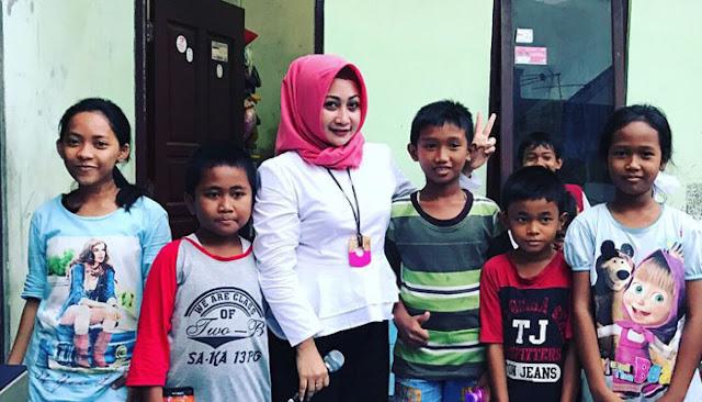 Julia Putri Noor : Mari Kita Dukung Pelapor Kasus Pencabulan Anak Dibawah Umur