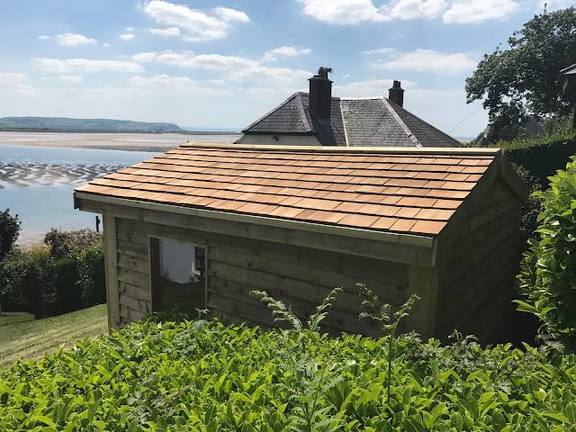 custom shed Wales