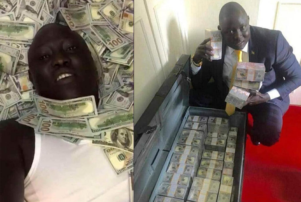 Dear Musicians, This Spoilt Sudanese Billionaire Will Pay Ksh1 Million If You Sell Your Soul
