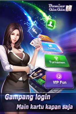 Download Game Domino QiuQiu 99(KiuKiu) APK Terbaru for Android