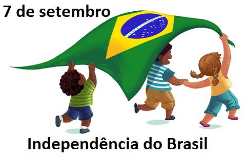 Resultado de imagem para independência do brasil - 07 de Setembro