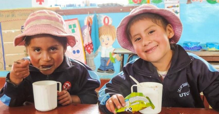 QALI WARMA: Adjudican al 100% el servicio alimentario en Lima Provincias - www.qaliwarma.gob.pe
