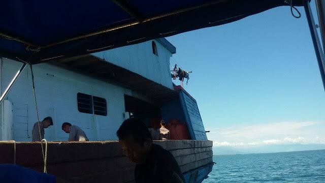 Kapal Patroli Tenggelam, Polres Pariaman Rugi Rp600 Juta