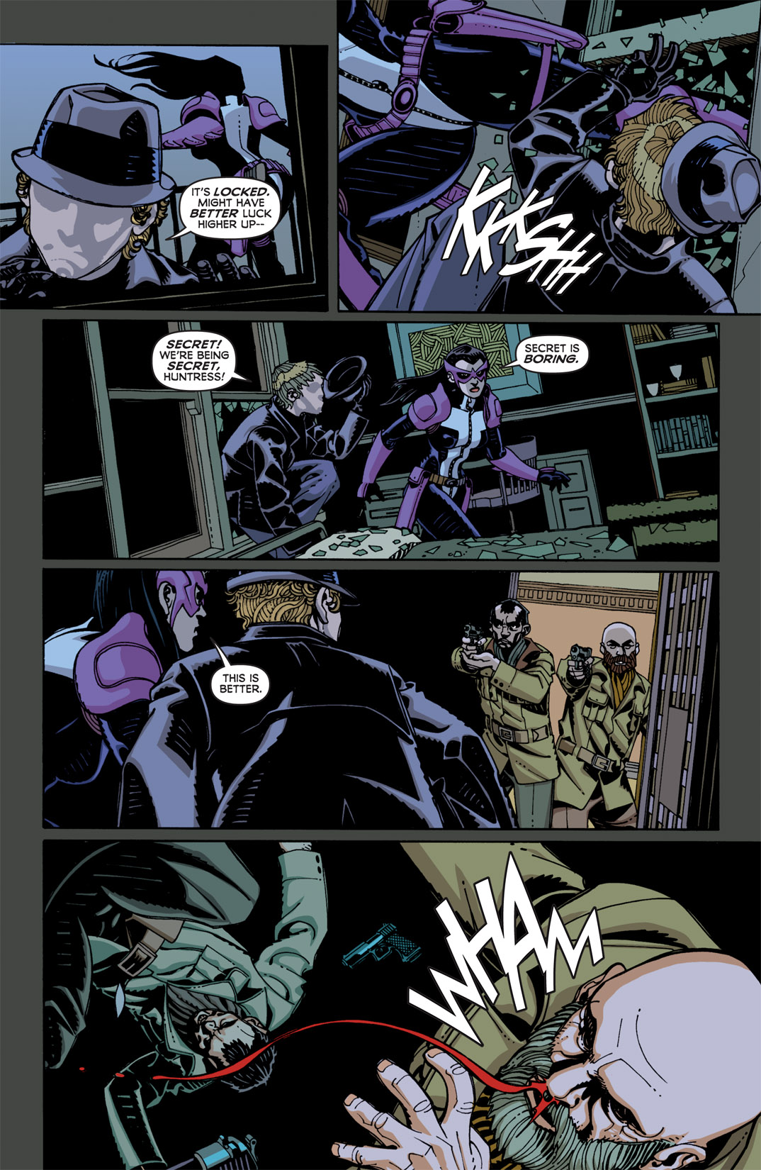 Detective Comics (1937) 862 Page 24