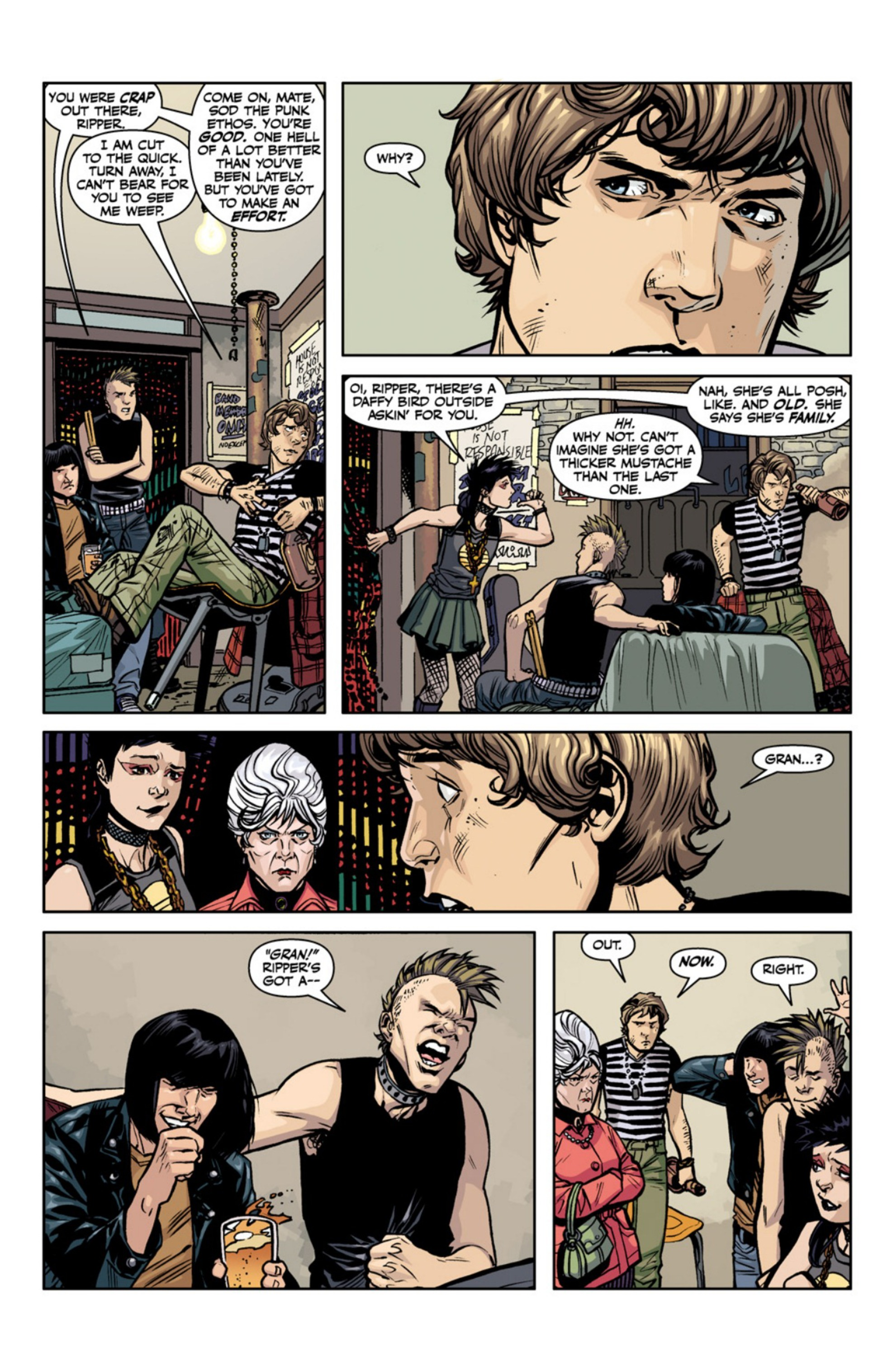 Read online Angel and Faith comic -  Issue #18 - 5