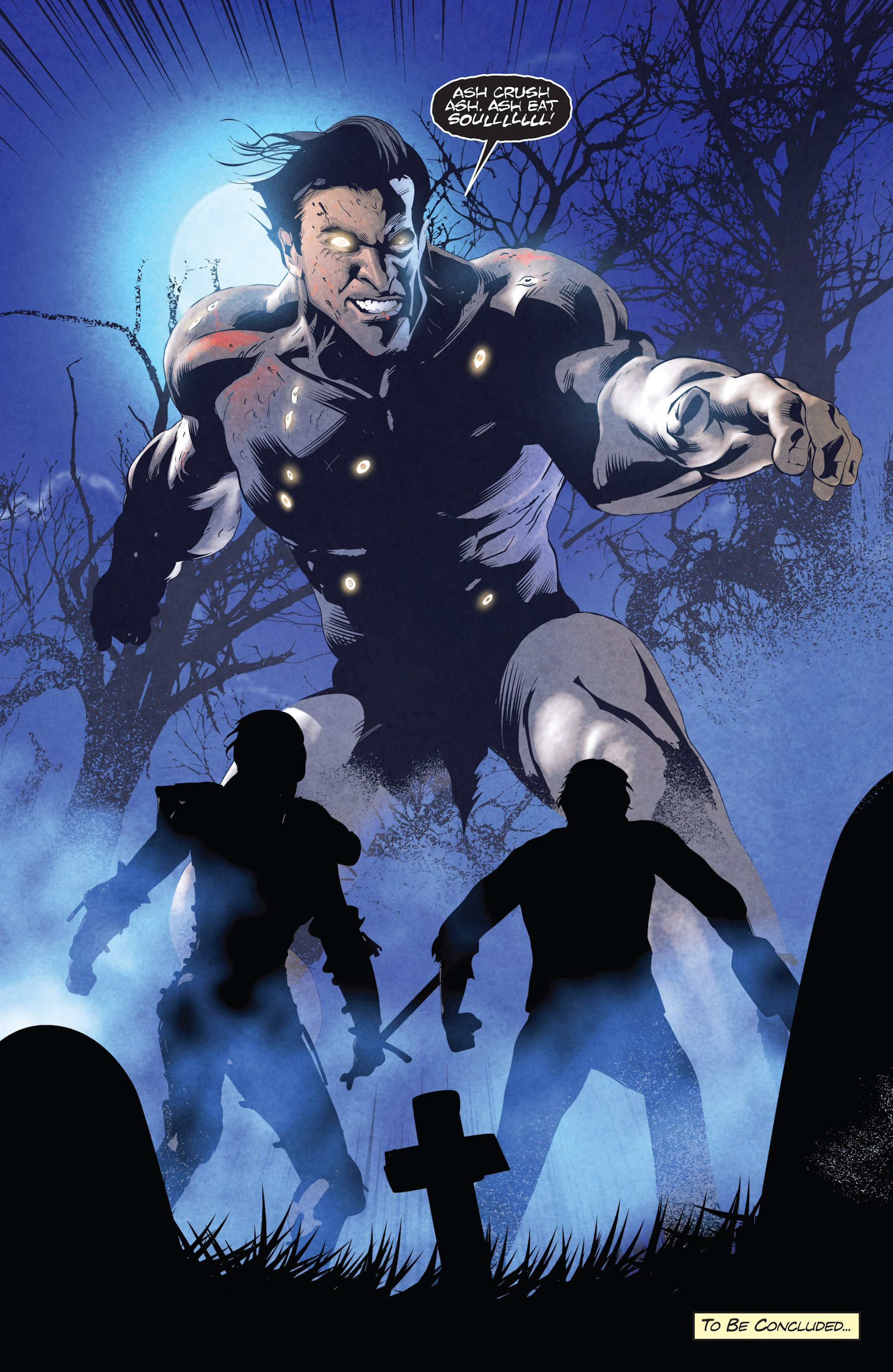 Read online Ash and the Army of Darkness comic -  Issue #4 - 22