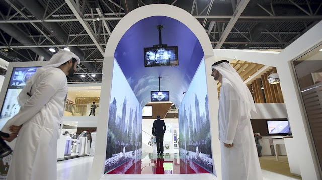 В аеропорту Дубаю модифікують сканери