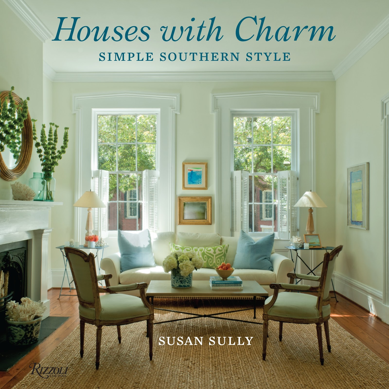 Southern Charm Living Room: Style Court: Charm School