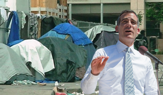 L.A. Mayor Dodges Dateline NBC on Homeless Failures. Local Media Take Note