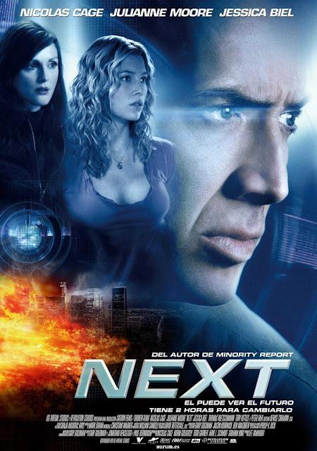 Next เน็กซ์ นัยน์ตามหาวิบัติโลก
