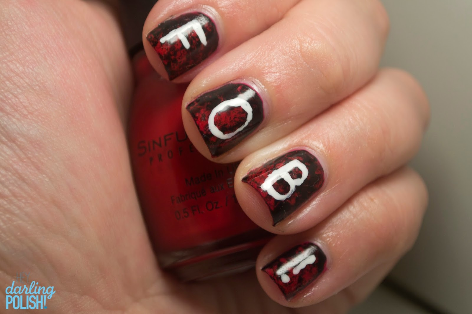 Fall Out Boy in the House! • Polish Those Nails