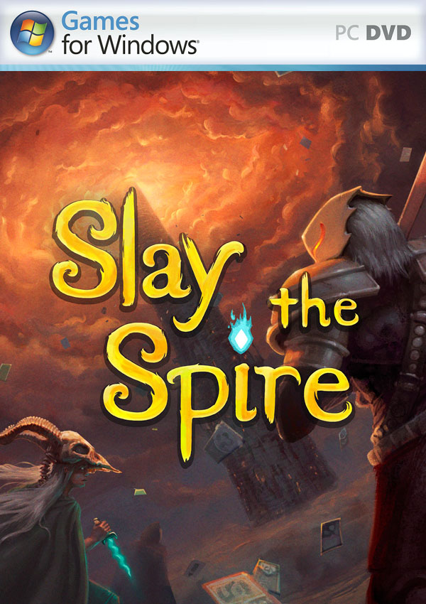 Slay the Spire PC Cover