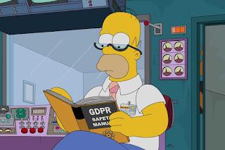 El caos de la nueva ley RGPD