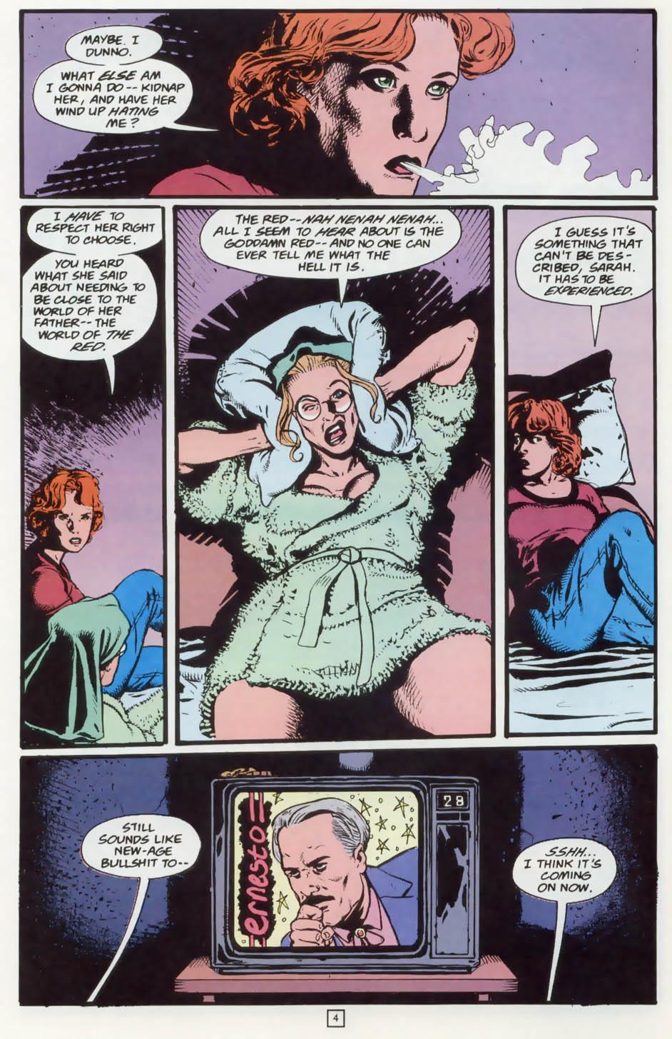 Read online Animal Man (1988) comic -  Issue #73 - 5