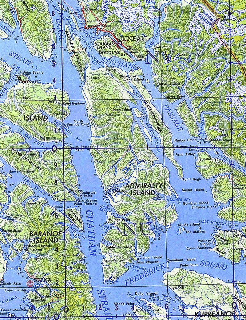 Northwest Explorer Admiralty Island 2004