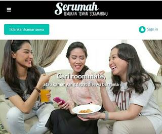 Serumah.com : Solusi Cerdas untuk Mencari Tempat Kost
