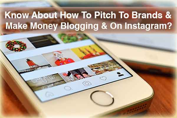 Make Money; Blogging; Instagram