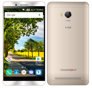 Symphony V42 Official Firmware Download