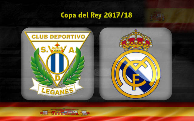 Leganes vs Real Madrid Full Match & Highlights 18 January 2018