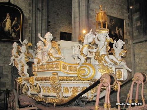 Mons, il Carro D'oro del Doudou